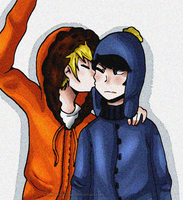 kenny and craig by brittanyduoser