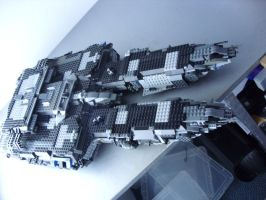 Lego Battlecruiser 01 by Fetid-Wreck