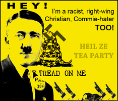 Tea Party Propaganda by Stalin-Fan