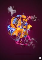 PSYCHEDELIC CHEMISTRY by MixeRBink