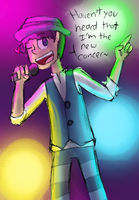 He's the new cancer... by MexicanManatee