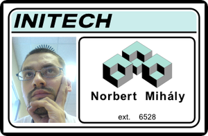 ID for December - Initech by norbert79