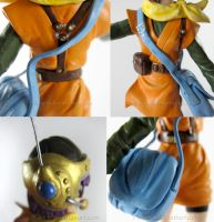 Chrono Trigger- Lucca details by Tsurera
