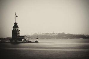 Maiden's Tower by jimbaba