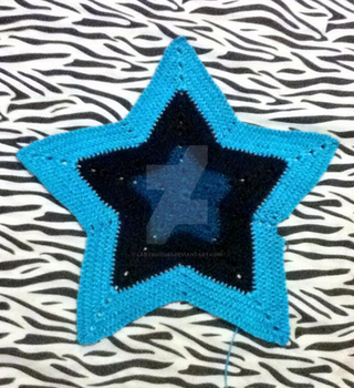 Five Point Star by Ladybug1985