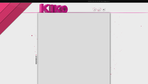 Youtube Layout - Kiko is Hot v2 by 1337thriller
