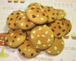 Custom Scented Cookie Charms by pinknikki