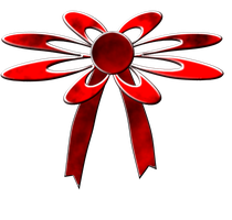Red Bow STOCK by venicet