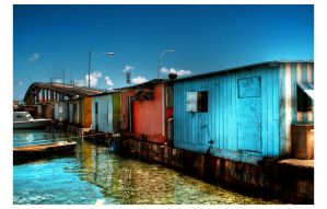 The Colors of Potter's Cay by shuttermonkey