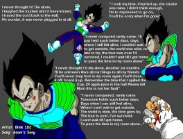 Vegeta's Trials. by Trixen