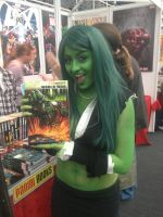 She Hulk Like to buy shineys by Artyfakes