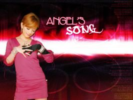 Angel's Song by JustLovely