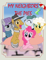 My Neighbors the Pies by sonicgirl313