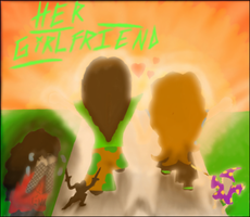 Her Girlfriend - Cd Cover by My-God-Issa-Girl