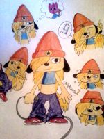 GB PaRappa: PaRanni The Rapper by LittleMissAly