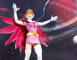 Princess BOTP Gatchaman by zentron