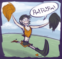 Ra Ra Ra! by two-cue
