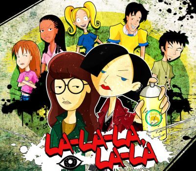 20 years of Daria by xeternalflamebryx