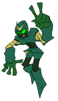 Ben 10 NX: Stanamix by Hero-Jaxx