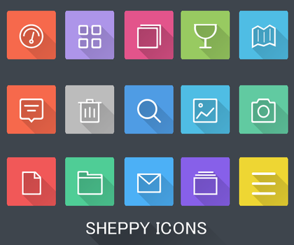 Sheppy Icons by GreenToadMX
