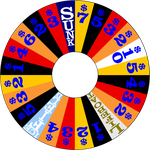 Wheel of Fortune - 1912 Titanic Edition Round 1 by germanname