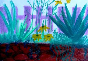 Garden by MWaters