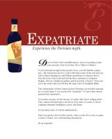 Expatriate Wine 1 by thegreengiant