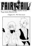 Fairy Tail DSAS lineart by Ayato-Shu