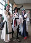 Magi Group by 93FangShadow
