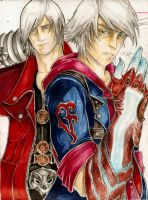 the devil may cry by jodeee