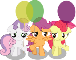 Our balloons are the wrong colour... by Chrispy248