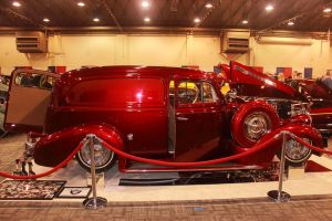 39 Chevy Panel Low Rider by DrivenByChaos