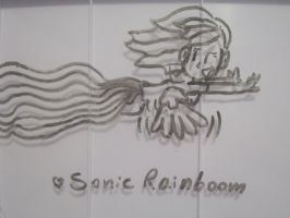 Sonic Rainboom by Drawing-Stars-02