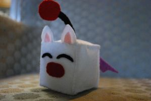 Cube: Moogle by HelloBatty