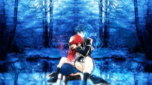 Erza and Jellal Wallpaper HD by Sl4ifer