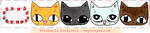 Cat Face Stationary by beyourpet