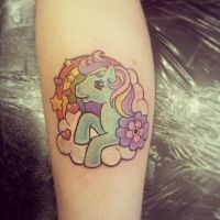 Did I mention I love MLP? by KatVanGent