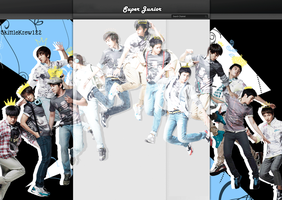 Super Junior YT BG by MiAmoure