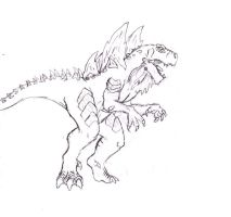 Zilla pencil by center64