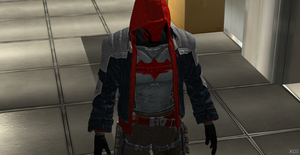 Red Hood by Hatredboy