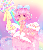 Original - Candy Land ft. Pink Frills by SmexyViButt