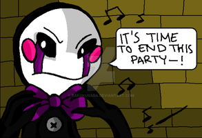 Pg33- It's time to end this party-! by BakuKuraRa