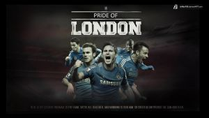 CHELSEA | Pride Of London by drifter765