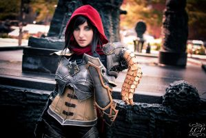Diablo 3 - Demon Hunter 4 by LiquidCocaine-Photos