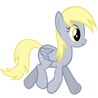 Derpy Vector by Ashidaru