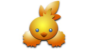 Torchic by darkheroic