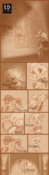 Doodles Chrys Beginning of story by eliana55226838