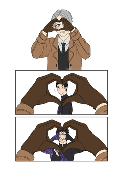:YOI: Heart by Inupii