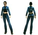 Lara Croft: jeans by TanyaCroft