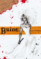 The Bride by Magermost